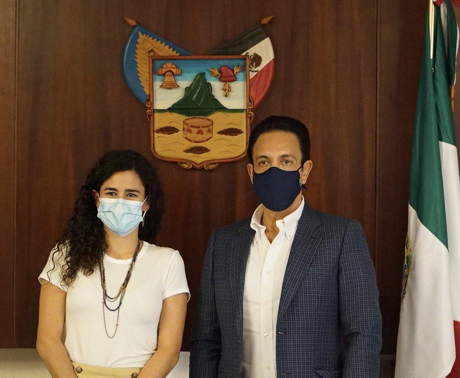 Reunión con sindicatos y cámaras empresariales en Hidalgo para impulsar los cambios de democracia sindical