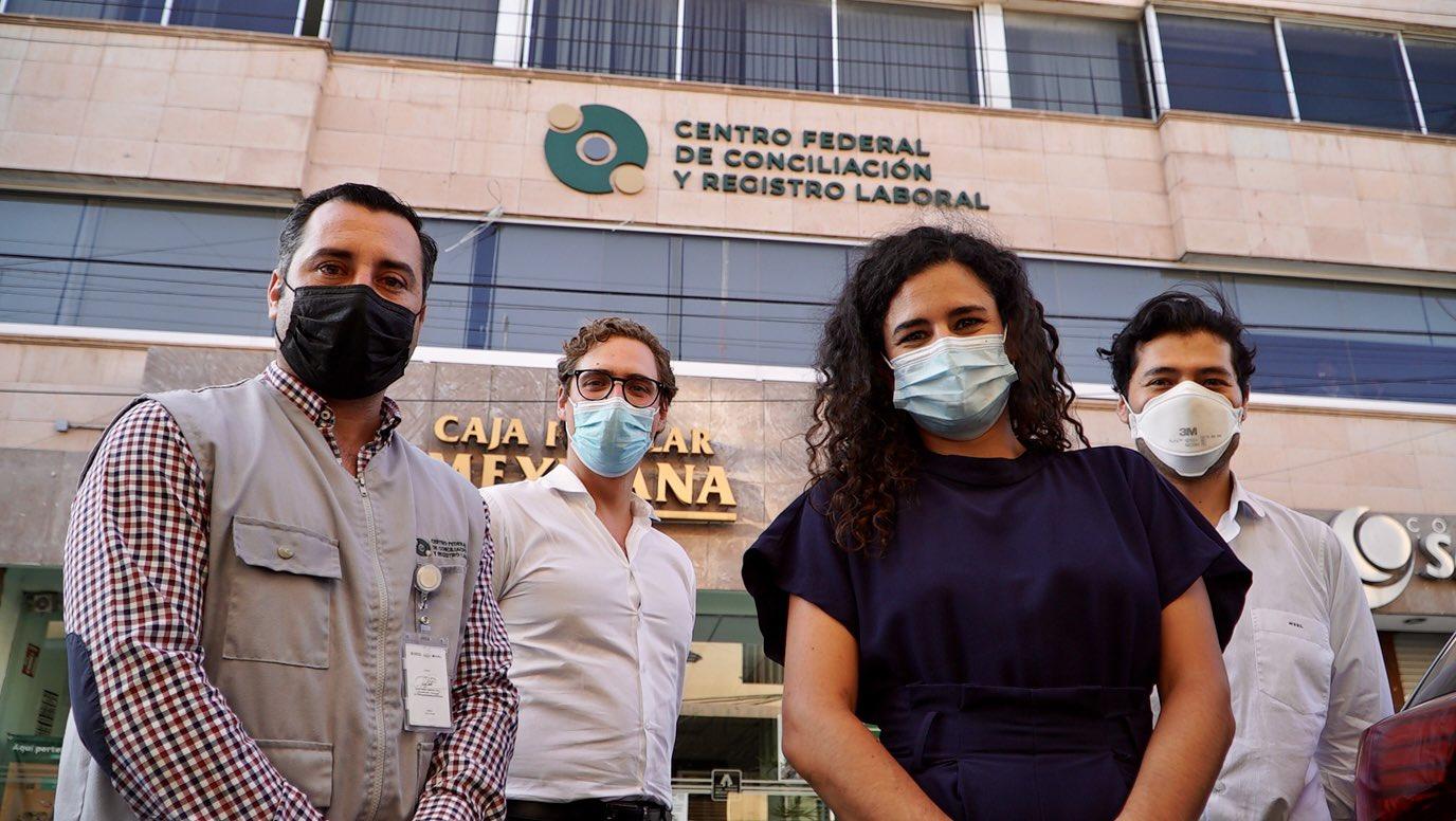 En San Luis Potosí  ya operan los Centros de conciliación y los Tribunales laborales con éxito